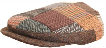 Flat cap - City Sport Caps Revel Patchwork (multi)
