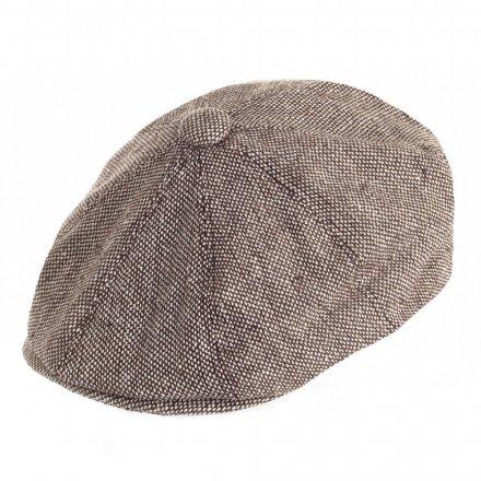 56c520b89d3 Flat cap - Jaxon Hats Marl Tweed Newsboy Cap (bruin)