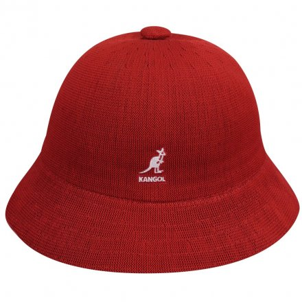 Hoeden - Kangol Tropic Casual (rood
