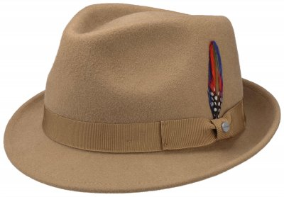 Hoeden - Stetson Richmond (beige)