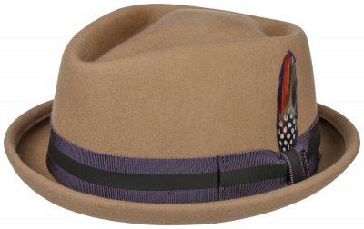 Hoeden - Stetson Ecron Diamond Crown (beige)