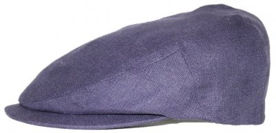 Flat cap - City Sport Caps Bordeaux (marineblauw)