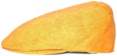 Flat cap - City Sport Caps Marseille (orange)