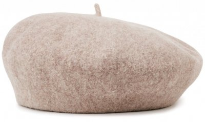 Baret - Brixton Audrey Beret (heather natural)