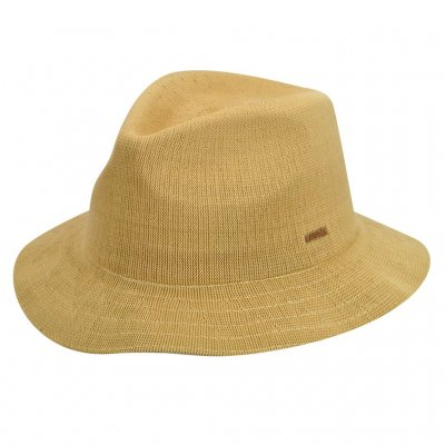Hoeden - Kangol Baron Trilby (honey)
