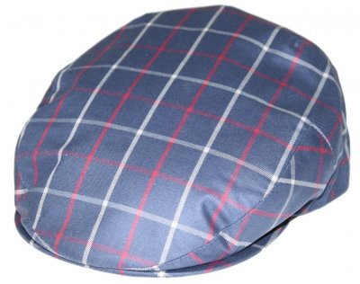 Flat cap - City Sport Caps Chimay (marineblauw)