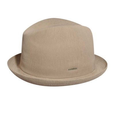 Hoeden - Kangol Tropic Player (beige)