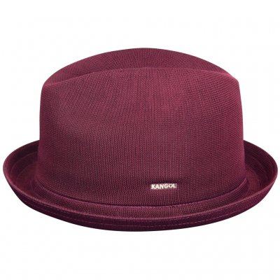 Hoeden - Kangol Tropic Player (bordeaux)