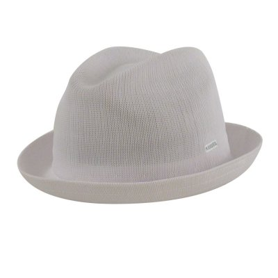 Hoeden - Kangol Tropic Player (wit)